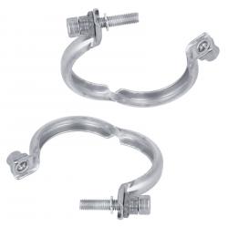 Lot de 2 collier bride de vanne EGR pour Citroën Peugeot 1.6 HDI