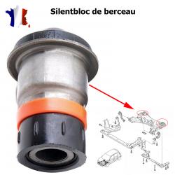 Support (silent bloc) de berceau pour Clio 3 Megane 2 Scenic 2