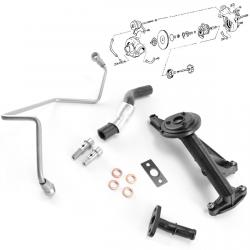 Kit de montage turbo pour Citroën Ford Mazda Mini Peugeot Volvo 1.6 HDI 110ch