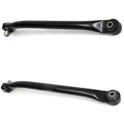 Kit de 2 barres stabilisatrice arrière anti roulis de train essieu pour Peugeot 206 SW tous modèles