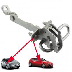 Arrêt de porte avant gauche ou droit pour Alfa Roméo 147 de 2000 à 2010 GT de 2003 à 2010