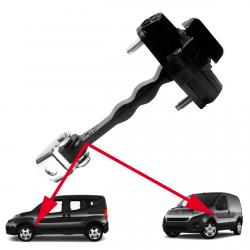 Arrêt de porte avant gauche ou droit pour Citroën Nemo Fiat Doblo Fiorino Peugeot Bipper