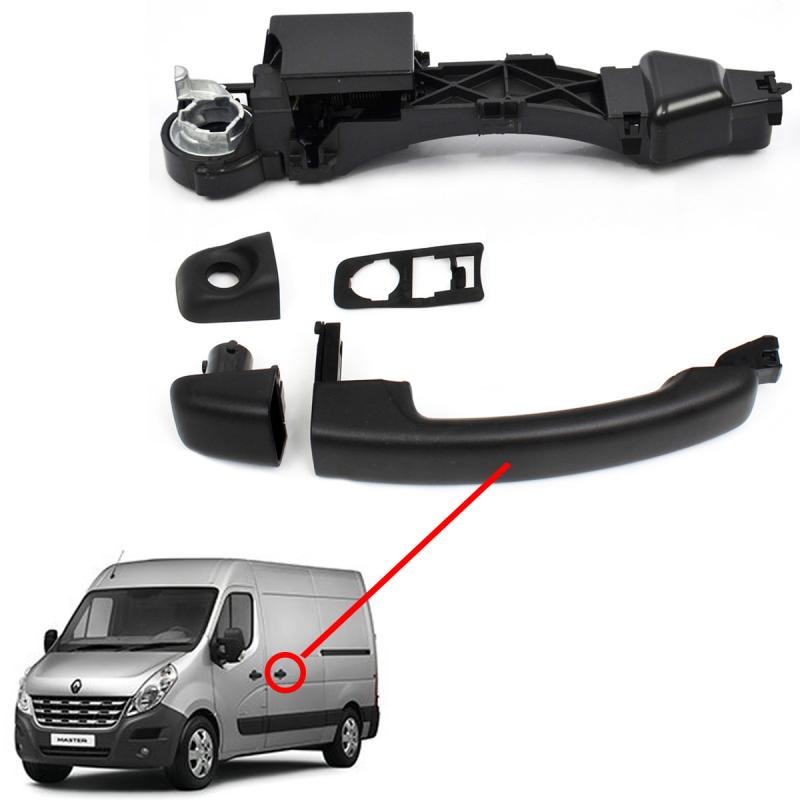 OPEL Vivaro//Renault Trafic Tráfico O//S RH cuerpo Moldeado Nuevo 91165347