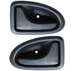Poignées de porte avant ou arrière (selon modèles) gauche et droite de Daily Interstar Movano Clio 2 Megane 1 Scenic 1 Master 2