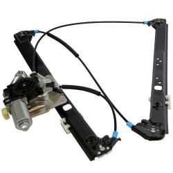 Mécanisme de lève vitre électrique avant droit + moteur pour BMW Série X5 (E53) de 2000 à 2006