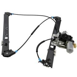 Mécanisme de lève-vitre électrique avant gauche + moteur pour BMW Série X5 (E53)