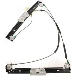 Mécanisme de lève-vitre électrique avant gauche pour Mini one Cooper Cooper s Mini Décapotable de 2001 à 2007