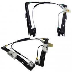 Mécanisme de lève-vitre électrique avant droit pour Mini one Cooper Cooper s Mini Décapotable de 2001 à 2007