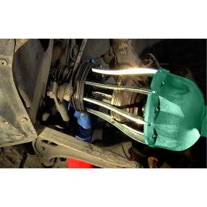 Lot de 5 Soufflets de cardan Transmission avec Colliers et Graisse Outillage Professionnel Pince pneumatique expandeur /écarteur Outil