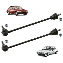 Lot de 2 Biellettes de barre stabilisatrice avant gauche et droite pour Citroën Visa Peugeot 205 309