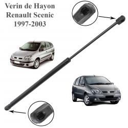 Vérin de hayon pour Renault Mégane Scénic - Scénic de 1996 à 2003