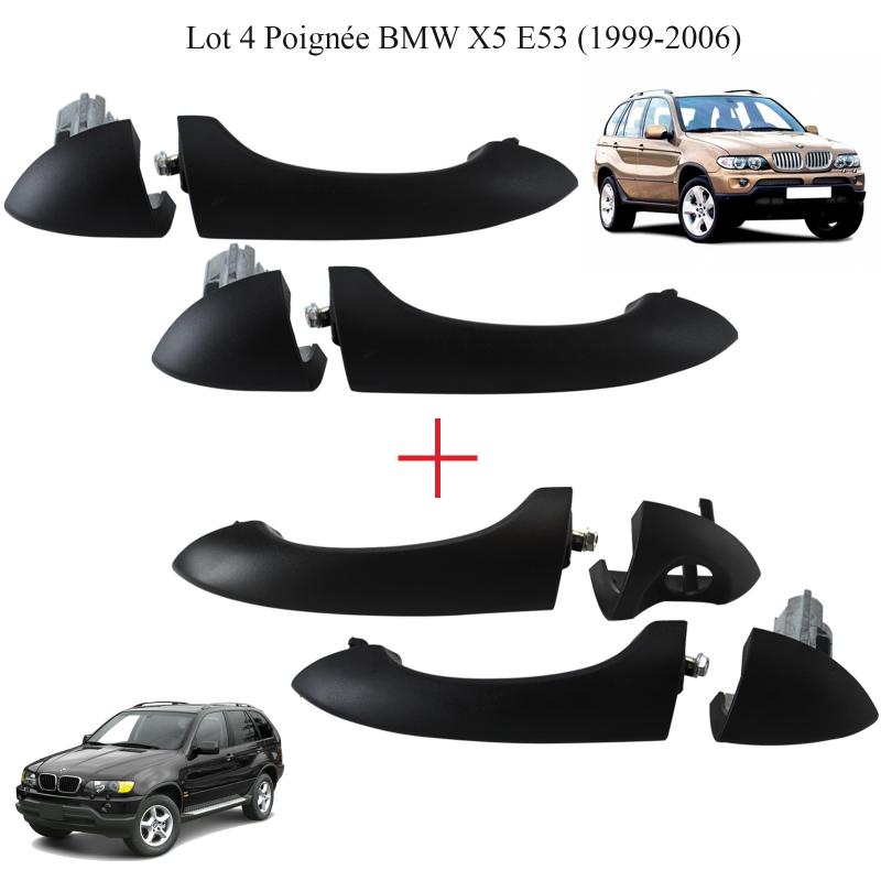 POIGNEE EXTERIEURE AVANT DROITE BMW X5 E53 1999-2006