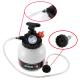 Purgeur de frein automatique + 1 bidon de liquide de frein 5 litres BOSCH + Bouteille de récupération 1L