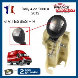 Levier de vitesse manuel 6 vitesses pour Iveco Daily IV de 2006 à 2012