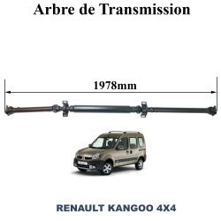 ARBRE DE TRANSMISSION POUR RENAULT KANGOO 4X4
