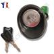 Barillet de coffre / hayon sans bouton poussoir pour RENAULT Twingo (de 1993 à 1997)