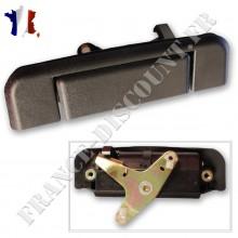 Poignée extérieure arrière d'ouverture de benne, coffre ou de hayon pour TOYOTA Hilux pick-up (de 1989 à 2007)