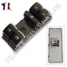 Bouton de lève-vitre électrique pour SEAT Altea Ibiza Leon 2 Toledo VW Caddy Golf 5 Golf 6 Jetta Passat Tiguan Touran