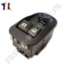 bouton de lève-vitres électrique avant pour Peugeot 206, 306, Expert, Citroën Jumpy et Fiat Scudo