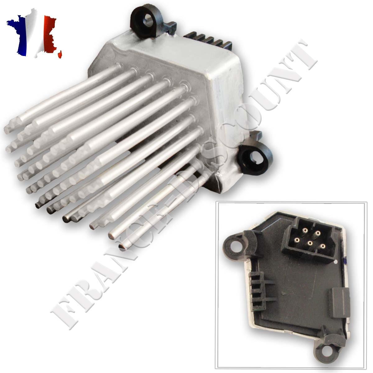 Bmw serie 3 5 E46 E39 X5 commande ventilation chauffage