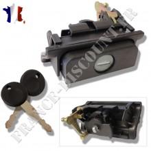 Barillet serrure de coffre ou de hayon pour VOLKSWAGEN Golf 3 & Polo livré avec deux clés