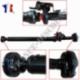 Arbre de transmission pour VOLKSWAGEN Touareg 2.5 r5 tdi 5.0 v10 tdi r50 tdi neuf et garanti (longueur 1185mm)