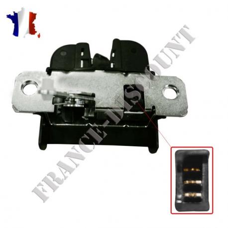 Mécanisme de serrure électrique de coffre ou gâche de hayon pour VOLKSWAGEN Golf 4 (IV) et bora
