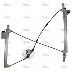 Mécanisme de lève-vitre électrique avant gauche pour AUDI TT (de 2006 à 2014)