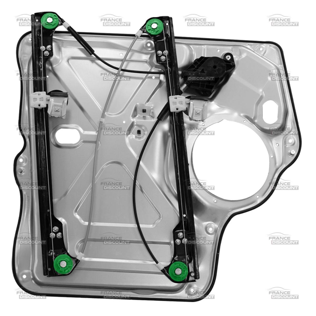 VW Multivan t5 Lève Vitre Kit De Réparation Fenêtre Réparation Câble Avant Droite
