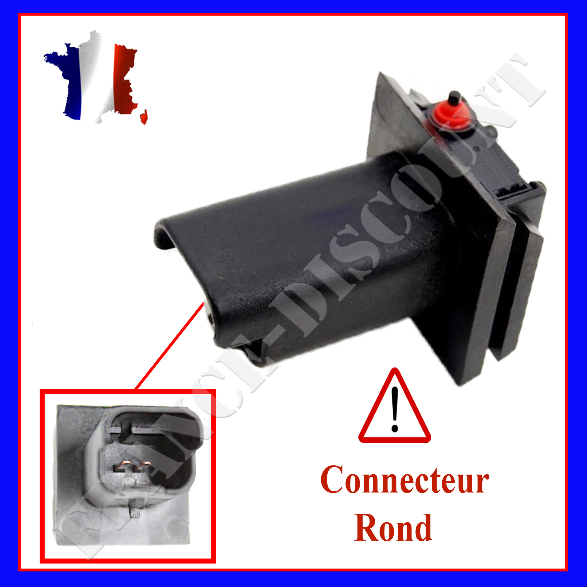 Contacteur /électrique Bouton de poign/ée de coffre hayon pour C4 Picasso Berlingo Partner 6554.ZZ 6554ZZ
