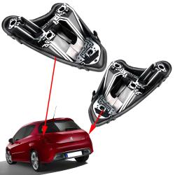 Platine feux arrière droite & gauche porte ampoules Peugeot