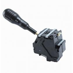 Commodo commutateur noir éclairage phare clignotant pour Renault Twingo idem référence 7700839681 - 77 00 839 681